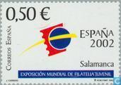 España 2000 Stamp Exhibition