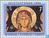 Postage Stamps - Cyprus [CYP] - Christmas Paintings