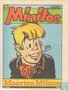 Strips - Minitoe  (tijdschrift) - 1987 nummer  22