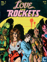 Bandes dessinées - Love and Rockets - Love and Rockets 1