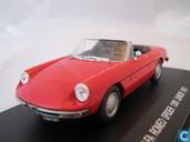 Modelauto's  - Edison Giocattoli (EG) - Alfa Romeo Spider 1300 Junior