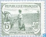 Postage Stamps - France [FRA] - War orphans