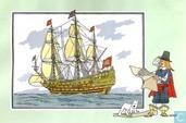 """Comic Books - Kuifjesbon producten - Chromo's """"Zeevaart I"""" 40"""