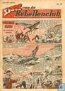 Bandes dessinées - Sjors van de Rebellenclub (tijdschrift) - 1956 nummer  38