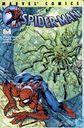 Strips - Spider-Man - een lang gesprek bij een pizza