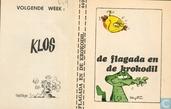 Bandes dessinées - Flagada - De flagada en de krokodil