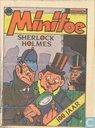 Comic Books - Minitoe  (tijdschrift) - 1987 nummer  24