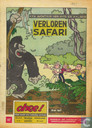 Comics - Peter + Alexander - Verloren safari