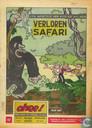 Comic Books - Jeremy and Frankie - Verloren safari
