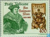 Postzegels - Vaticaanstad - Thomas More