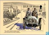 Briefmarken - Man - Klassische Autos