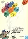 Comics - Gaston - Flaters, floppen en flouzen