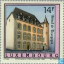 Postage Stamps - Luxembourg - Patric Irish Houses