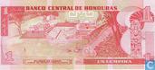 Billets de banque - Banco Central de Honduras - Lempira Honduras 1