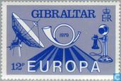 Postage Stamps - Gibraltar - Europa – Postal History