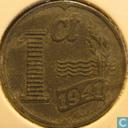 Munten - Nederland - Nederland 1 cent 1941 (zink)