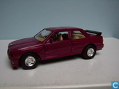Voitures miniatures - Welly - BMW 325