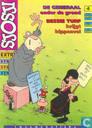 Bandes dessinées - SjoSji Extra (tijdschrift) - Nummer  4