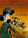 Comics - Captain Rogers - De mensenjacht