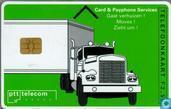 Card & Payphone Services gaat verhuizen
