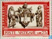 Postage Stamps - Vatican City - Mercy