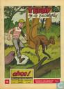 Strips - Don Bosco - Teddy op de eucalyptus