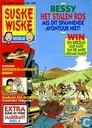 Bandes dessinées - Barnabeer - Suske en Wiske weekblad 4
