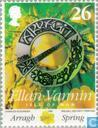 Briefmarken - Man - Gaelic Society 1899-1999