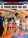 Comic Books - Yoko, Vic & Paul - De bannelingen van Kifa