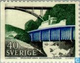 Timbres-poste - Suède [SWE] - Kanaal Dalsland