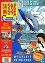 Strips - Biebel - Suske en Wiske weekblad 17