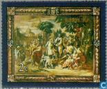 Postzegels - Malta - Wandtapijten
