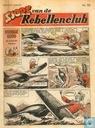 Strips - Sjors van de Rebellenclub (tijdschrift) - 1956 nummer  50
