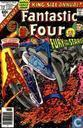 Comic Books - Fantastic  Four - Fury in the stars