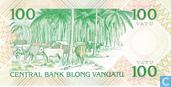 Bankbiljetten - Central Bank of Vanuatu / Banque Centrale de Vanuatu / Central Bank Blong Vanuatu - Vanuatu 100 Vatu