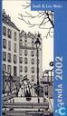 Comic Books - Nestor Burma - agenda 2002 Nestor Burma