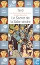 Strips - Isabelle Avondrood - Le secret de la salamandre
