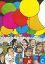 Comics - Flopje Flop - De Vrije Balloen 6