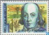 Postzegels - België [BEL] - Bekende personen