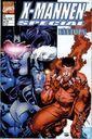 Strips - X-Men - Op zoek naar Cyclops. 1, 2, 3 en 4