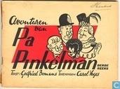 Bandes dessinées - Pa Pinkelman en Tante Pollewop - Derde reeks
