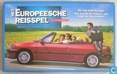 Spellen - Europese Reisspel - Het Europese Reisspel