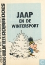 Strips - Jaap - Jaap en de wintersport