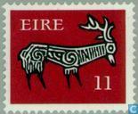 Briefmarken - Irland - Frühe irische Art