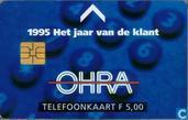 OHRA, 1995 Het jaar van de klant
