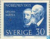 Timbres-poste - Suède [SWE] - Nobelprijswinnaars