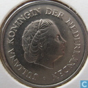 Coins - the Netherlands - Netherlands 25 cents 1978