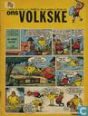 Bandes dessinées - Ons Volkske (tijdschrift) - 1974 nummer  45