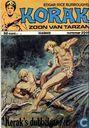 Comics - Korak - Korak's dubbelganger
