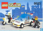 Lego 6625 Speed Trackers